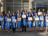 Escuela de Derecho de Coquimbo realiza Ceremonia de Graduación