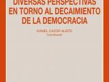 Derecho UCN publica libro sobre decaimiento de la democracia