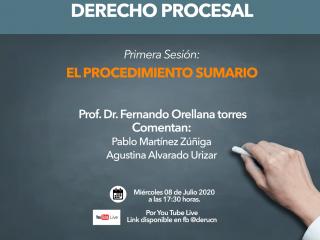 CONVERSATORIOS SOBRE DERECHO PROCESAL