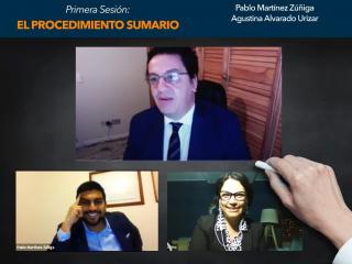Conversatorio de Derecho Procesal, primera Sesión: EL PROCEDIMIENTO SUMARIO
