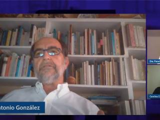 """Director de Escuela de Derecho UCN Antofagasta participó en Ciclo de Entrevistas """"Encuentros UCN"""" sobre proceso constituyente"""