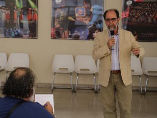 """Director José Antonio González expuso en el IV Cabildo de la """"Nueva convivencia social"""" en Antofagasta"""