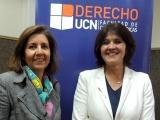 Directora Nacional de Fronteras y Límites dictó charla en UCN Coquimbo