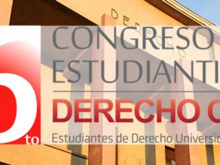 VI Congreso Estudiantil de Derecho Civil: Convocatoria a trabajos estudiantiles