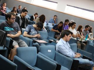 Conferencias por un Proceso Constituyente: Carlos Navia expuso en Antofagasta