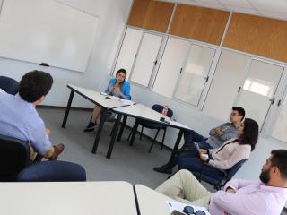 Académicos de Derecho Privado se reúnen para compartir experiencia y abordar asuntos curriculares